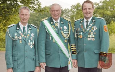 Maik Ottofrickenstein neuer 1. Schießmeister der Kaunitzer Sportschützen