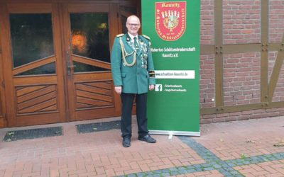 Grußwort der St. Hubertus Schützenbruderschaft Kaunitz 2020