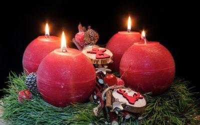 Adventsverlosung – 4. Advent